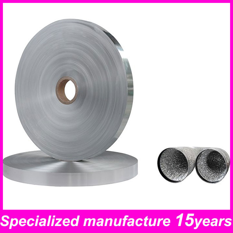 HVAC Aluminum foil for flexible air conditioning duct flexible air duct