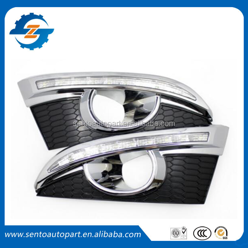 Car parts for Captiva 2011-2014 LED Daytime Running Light