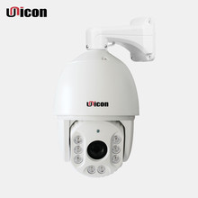 Unicon Vision ce fcc rohs 2mp 20x 30x onvif outdoor ip ptz camera wiper