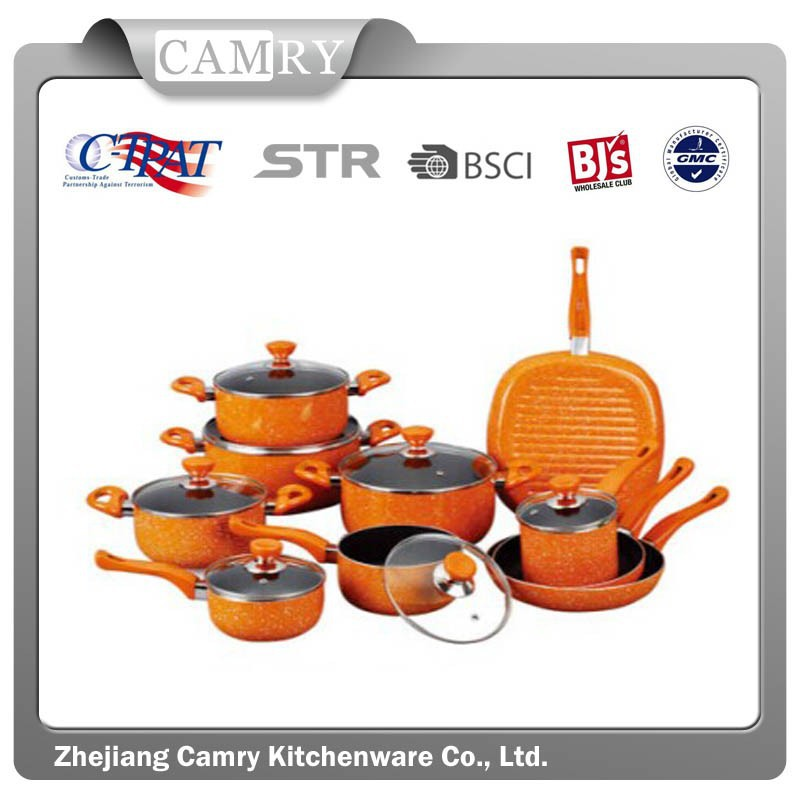 Aluminum Wholesale Kitchenware and Cookware