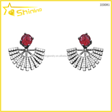 charming good quality latest design wholesale women jewlery earrings