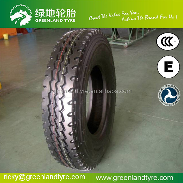 ANNAITE AMBERSTONE HILO QIANGWEI HUALU brand 750R16 300 light truck tire for mix road condition