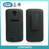 Case for lenovo S820,combo holster cover for S820
