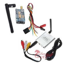 Wholeseller Cheapest 100% original Boscam mini RF Wireless 8 channels TS351+RC305 200mW 2KM 5.8ghz fpv video transmitter