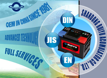 JIS/DIN/EN Standard dry charged 12V China OEM supplier for SMF BATTERIES FROM 32AH TO 240AH car battery,auto battery