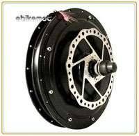 2 year warranty!Front Wheel 48v 1000w 1000watt brushless hub motor