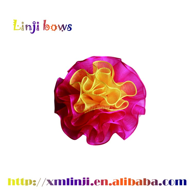 Perfect customized Ribbon flower, ribbon rose For Shoes