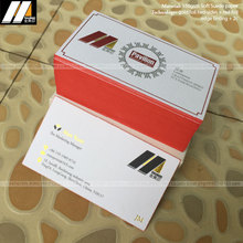 Wholesale Shenzhen China products embossed name card, good price custom name cards