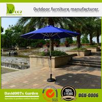 DGU-0006 Outdoor Furniture Wholesale , Outdoor Sun Umbrella