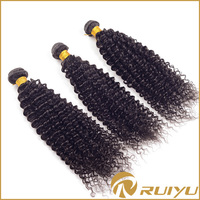 Hot Sale Natural 6A Grade Virgin malaysian afro curl hair
