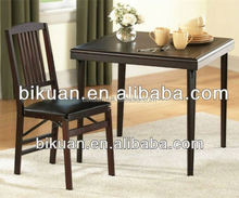 BQ new wood and stone dining table