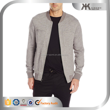 China Suppliers Custom Made Blazer Men's Clothing Varsity Jacket