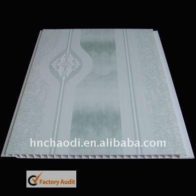 high glossy printed pvc ceiling panel (C 0212-1)