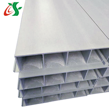 frp pultrusion profiles fiber glass tube with multi sizes