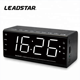 New Product Portable Speaker Blue Tooth 3.0 Wireless Speaker with FM Radio/Clock Alarm/Snooze
