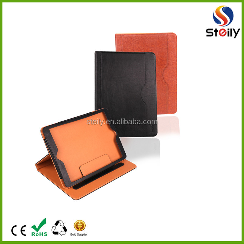 Smart great texture leather case for ipad mini cover