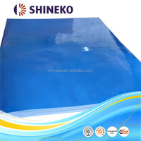 Size 70*100cm colored PVC self adhesive film for label printing