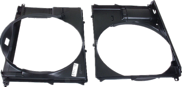 20 years high quality Radiator Fan Shroud Assembly
