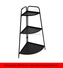 3 Tier Multi-purpose Corner Plant Pot Display Stair Stand Shelf Holder