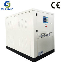 New Design and Hot Sales Box type mobile air cooled chiller refrigerant charge