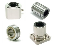 Durable and Various types of Ozak linear motion ball bearings with multiple functions