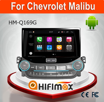 Hifimax Andriod 7.1dvd and gps for malibu/chevrolet malibu in dash dvd gps chevrolet malibu steering wheel