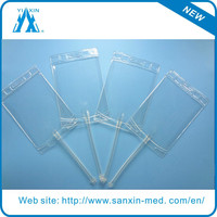 Medical IV fluid bags