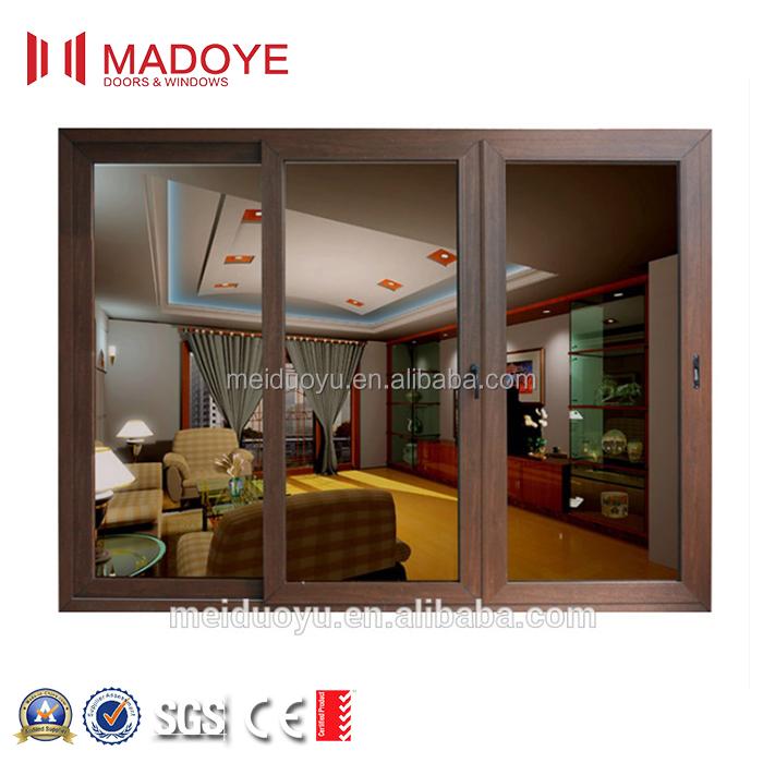 AS2047 Aluminium Du0027intérieur Résidentiel Ou Entrée Triple Panneau Portes ...