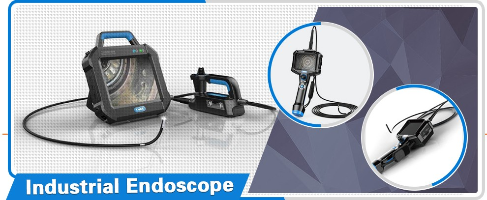 Manual Operated ndt Pipes Endoscope