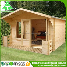 Unique design beautiful wood garden house , garden house manufacturer in China