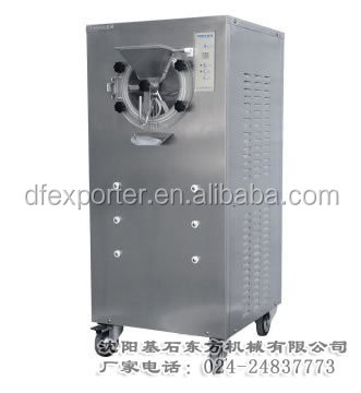 Hard Scoop Ice cream maker machine/Hard Scoop Ice creammachine for hot sale/ ice cream machine commercia