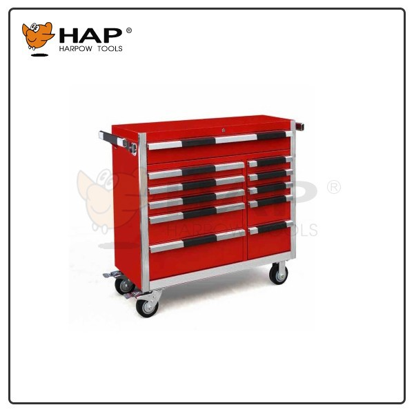 Auto Service Tool Box Rolling with Drawers