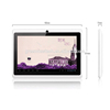 7 Inch Android 4.2 OS Q88 Allwinner Boxchip A13 Capacitive Screen Tablet PC Webcam Wifi 512M RAM 4GB 1.2GHz