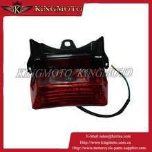 KINGMOTO 20150720 Motorcycle Integrated Red LED Tail Light for Yamaha YBR125 motorcycle TVS spare parts