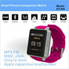 2014 Pronto wearable technology bluetooth watch phone for Android