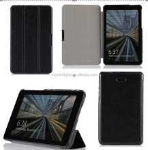 2014 Newest Product Folding Stand For Dell Venue 8 Pro Leather Case