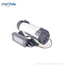 Hot Sale Lithium ion Battery 24V 10AH Water Bottle Electric Bike Battery With Free Charger