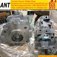 AP2D36LV3RS6-909-4 uchida hydraulic gear pump hydraulic piston pump daikin for hitachi excavator zax70