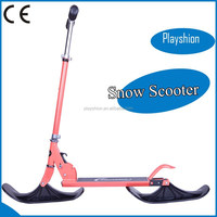Hot sale cheap ski scooter snow sled /pro scooter for jump
