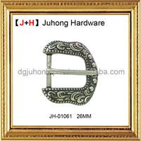 Fashion buckle belt for leather