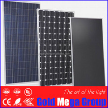 A grade PV panels for power station Mono 250W solar panel price