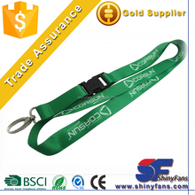 wholesale China factory direct sale sublimation lanyard, colorful heat transfer printed lanyard with customized logo