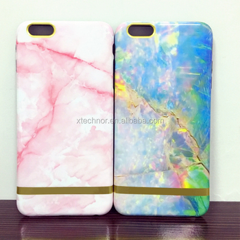 OEM Marble Design Cases and Covers,Glossy Marble Rubber Hard Shell Protective Case in Swedish Design