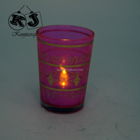 New designed cartoon circle of friends candle holder