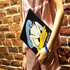 2017 New Ultrathin Cartoon Silicone Flip Cover Mobile Phone Case For ipad mini 4 case