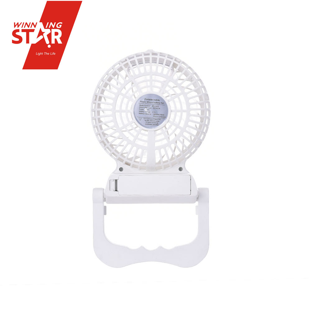 mini portable handy fan water spray misting hand held fan with battery