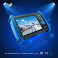 New 7 inch CCTV Analog IP tester with PoE and ONVIF CCTV tester pro