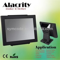 Good quality discount touch msr pos system computer