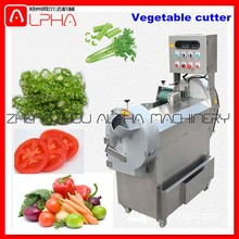 Electric vegetable cutter machine celery cutting machine onion slicer