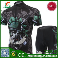 China cheap riding clothing suits mens cycle top fashion riding cloth